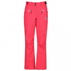 Ski pants Ea7 6XTP06 Woman red