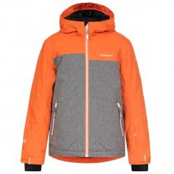 Giacca sci Icepeak Harry Bambino arancione
