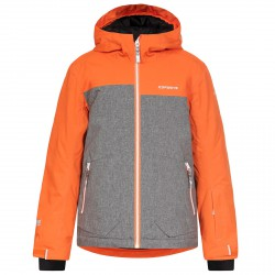 Ski jacket Icepeak Harry Junior orange