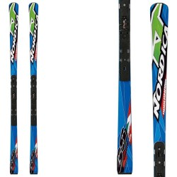 ski Nordica Dobermann Gs WC Plate + fixations Comp 20.0 Eps