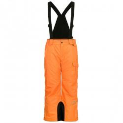 Pantalone sci Icepeak Carter Bambino arancione