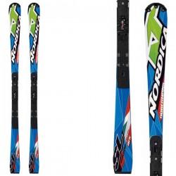 ski Nordica Dobermann SL WC Plate + bindings Comp 16.0 Eps