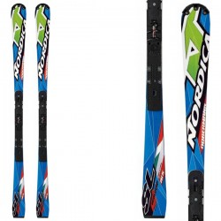 ski Nordica Dobermann SL WC Plate + fixations Comp 16.0 Eps