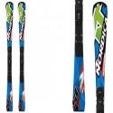 ski Nordica Dobermann SL WC Plate + fixations Comp 16.0 Eps