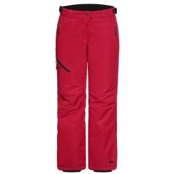 Pantalones esquí Icepeak Josie Mujer fucsia