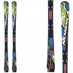 ski Nordica Dobermann SL Raceplate + fixations 12.0 Tc Eps