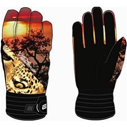Ski gloves Energiapura Animal face Unisex
