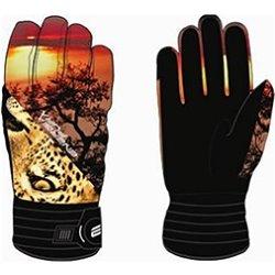 Ski gloves Energiapura Animal face Unisex