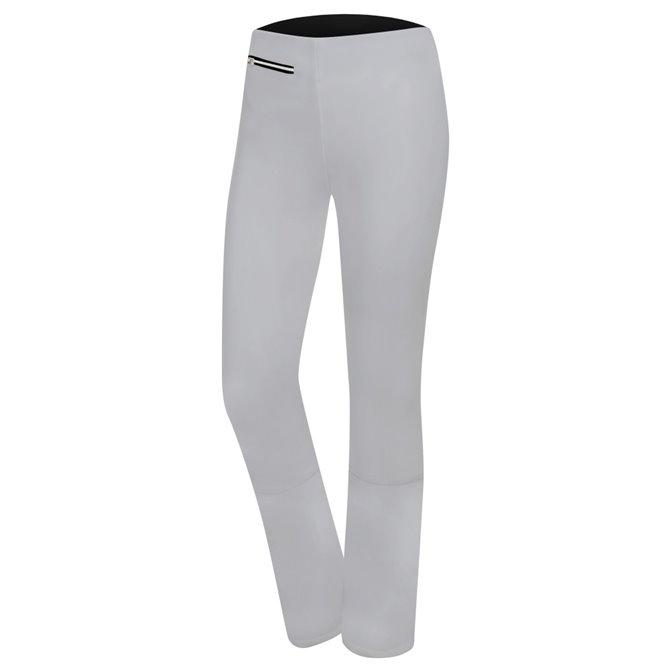 Pantalone sci Zero Rh+ Tarox argento