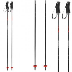 Ski poles Nordica Carbon Classic 13 mm