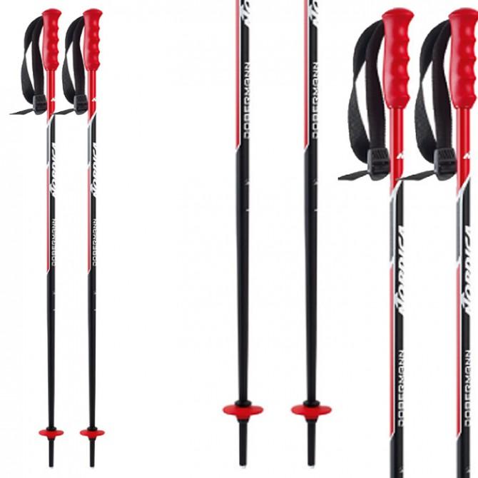 Bastones esquí Nordica Race 16 mm