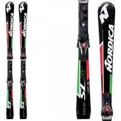 Ski Nordica Dobermann Slr Rb Evo + bindings NPro X-Cell Evo