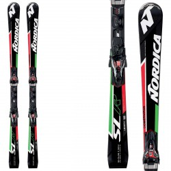 Ski Nordica Dobermann Slr Rb Evo + fixations NPro X-Cell Evo