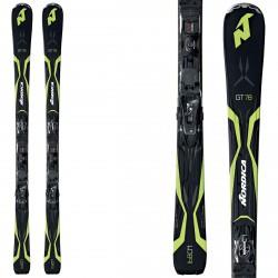 Esquí Nordica GT 78 EVO + fijaciones N ADV P.R.EVO