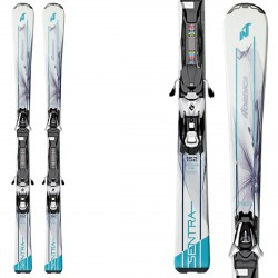 Esquí Nordica Sentra 74 EVO + fijaciones N ADV P.R.EVO