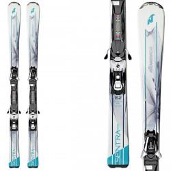 Ski Nordica Sentra 74 EVO + fixations N ADV P.R.EVO