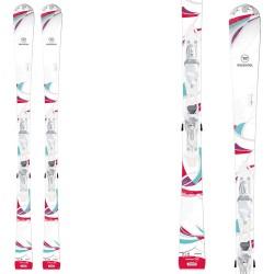ski Rossignol Unique + bindings Xelium Saphir 100 B73
