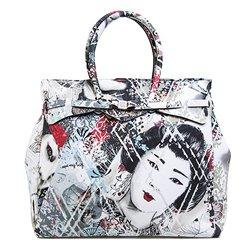 Borsa Save My Bag Miss weekender Geisha