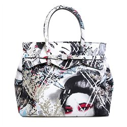 Borsa Save My Bag Miss 3/4 Geisha