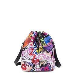 Secchiello Save My Bag Bubble graffiti