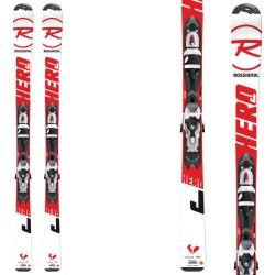 ski Rossignol Hero Jr + fixations Xelium Jr 70 B73