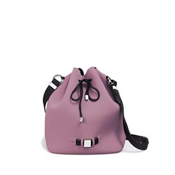 Seau Save My Bag Bubble lilas