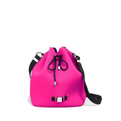 Secchiello Save My Bag Bubble fucsia