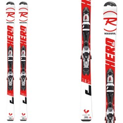 ski Rossignol Hero Kid (100-130) + bindings Xelium Kid 45 B69