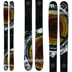 Ski Armada Tst + bindings Attack Demo 13