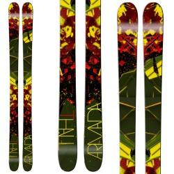 Esquí Armada Thall + fijaciones Lx 12