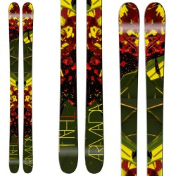 Ski Armada Thall + fixations Lx 12