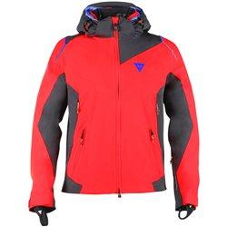 Giacca sci Dainese Skyward rosso-blu-nero