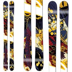 Ski Armada Bantam + bindings SL 4.5