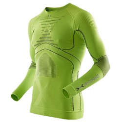 Underwear shirt X-Bionic Energy Accumulator Evo Man lime