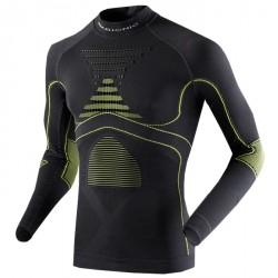Jersey lingerie col roulé X-Bionic Energy Accumulator Evo Homme