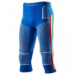 3/4 legging X-BionicEnergy Accumulator Evo Fisi Patriot Edition Man