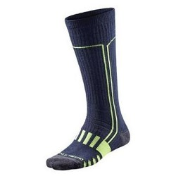 Ski socks Mizuno Breath Thermo navy-green