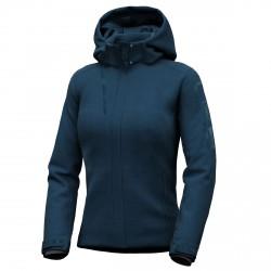 Chaqueta esquí Dkb Iridium Mujer azul