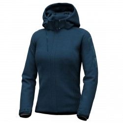 Ski jacket Dkb Iridium Woman blue