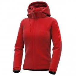 Chaqueta esquí Dkb Iridium Mujer rojo