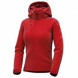 Ski jacket Dkb Iridium Woman red