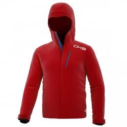 Ski jacket Dkb Powder Man red