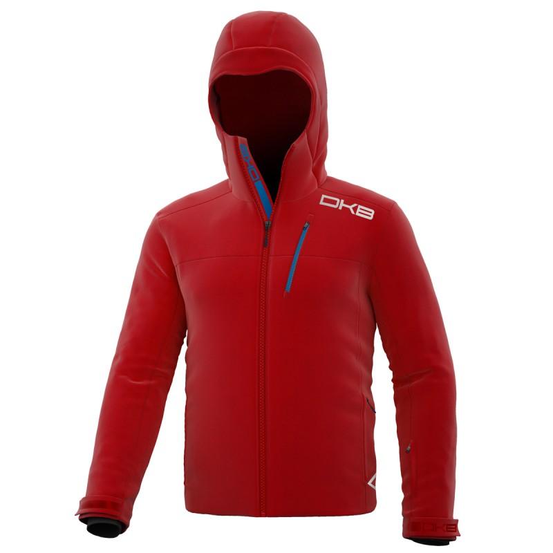 Dkb Giacca sci Powder Uomo rosso Prezzi Dkb Prezzi Sci Abbigliamento 69697fc94a8