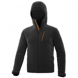 Ski jacket Dkb Powder Man black