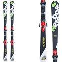 Sci Bottero Ski Grand Alpetta + piastra Vist Wc Race + attacchi Tyrolia Race 16