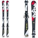 Ski Bottero Ski Alpetta 2 + plaque Vist Wc Caso Air + fixations Tyrolia Lx 12