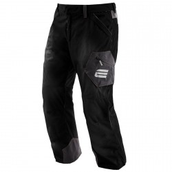 Ski pants Energiapura Velvet Color Junior black