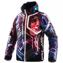 Ski jacket Energiapura Color Plus Woman
