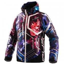 Ski jacket Energiapura Color Plus Woman