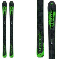 Esquí Head Monster 108 Ti + fijaciones Adrenalin 13